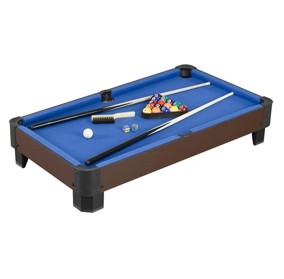 "40"" Table Top Pool Table"