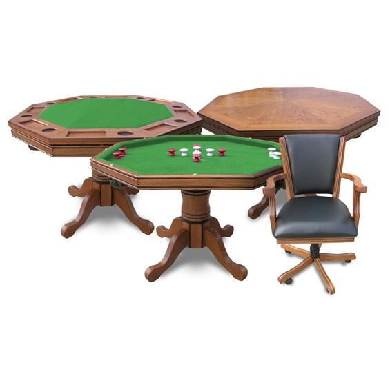 3-in-1 Poker Game Table