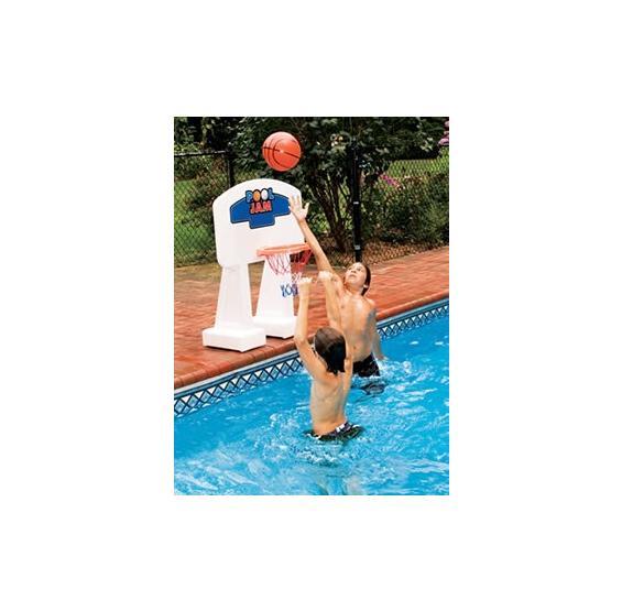 Pool Jam™ In Ground Pool Basketball Game