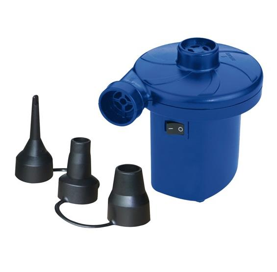 Twister 2-Way Electric Air Pump for Home or Car