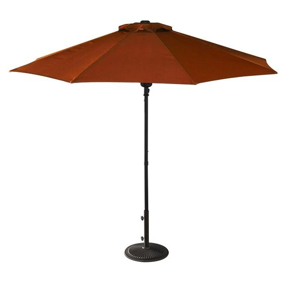 Cabo Auto-Open 9-ft Octagonal Market Umbrella