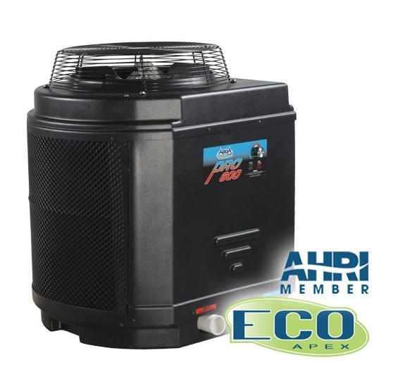 Pro 600™ Heat Pump w/ Cupronickel Hx