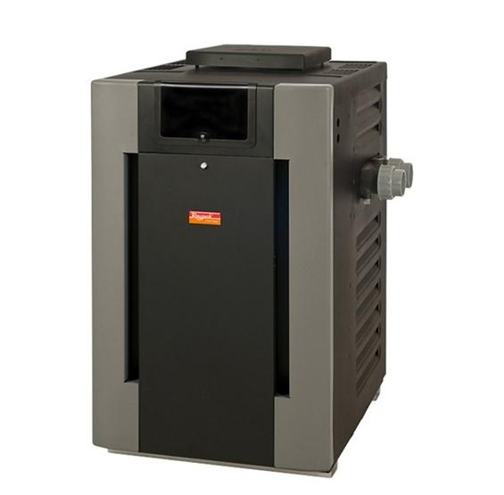 Natural Gas Or Electric Pool Heater
