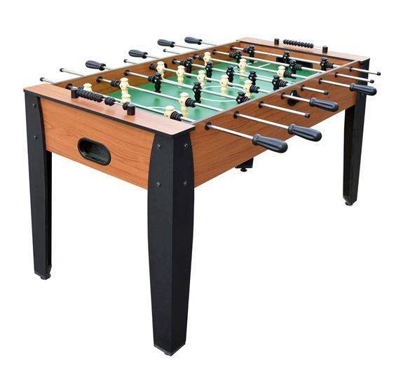 Hurricane 54-in Foosball Table - Light Cherry