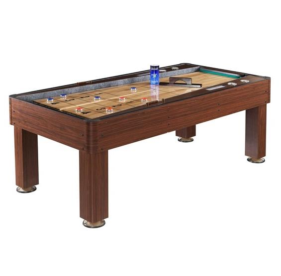 Ricochet 7-ft Shuffleboard Table