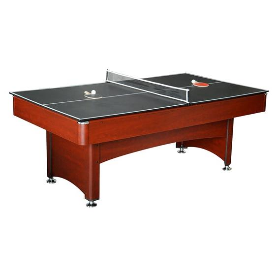 Bristol 7 ft pool table with table tennis top pc pools - Pool table table tennis ...