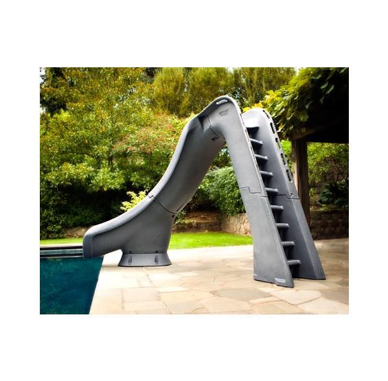 Typhoon Pool Slide | PC Pools