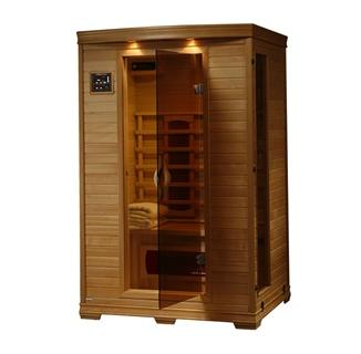CORONADO - 2 Person Infrared Sauna with Ceramic Heaters