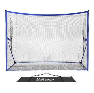 Par 5 Golf Training Net System for Driving, Chipping Practice