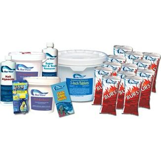 Pool Chemical Season's Supply