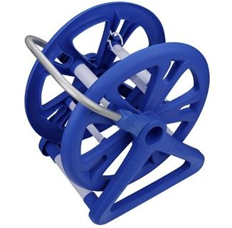 Aluminum Vacuum Hose Reel for Swimming Pools for up to 42-in Hoses