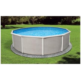 Barbados Above ground pool Round