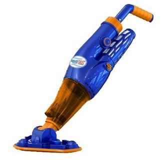 Hurricane Pool Cleaner - Powerful, Rechargeable Vacuum