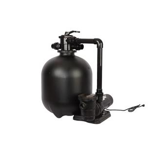 FLOWXTREME® PRO II 2 Speed Above Ground Pool 22in Sand Filter Systems