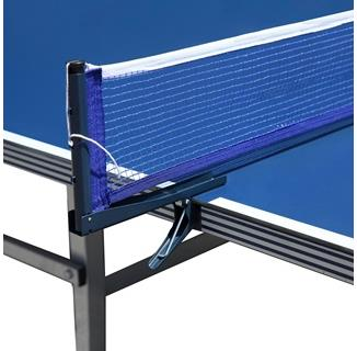 Deluxe Table Tennis EZ Clamp Clip-On Post & Net Set