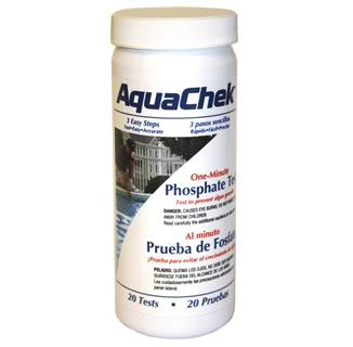 AQUACHEK ONE MINUTE PHOSPHATE TEST