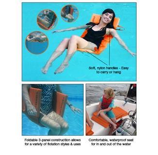 Flip & Float Water Lounge