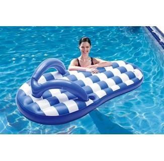 Flip-Flop Float - Nautical Blue