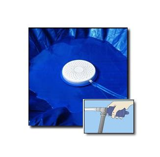 Above-Ground Pool Cover Drain
