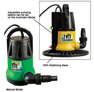 Brute Force I/G cover pump