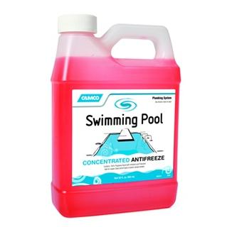 Non-Toxic Pool Anti-Freeze Concentrate