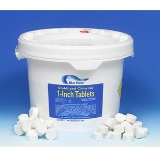 "Pool Chlorine 1"" Tablets"