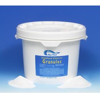 blue wave CHLORINATING GRANULES