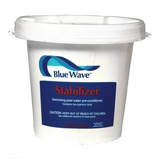 blue wave stabilizer water balance chemical