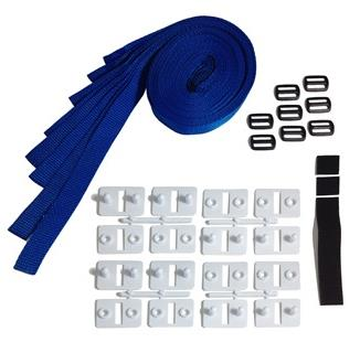 In Ground Solar Reel Attachment Kit