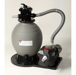 sandman deluxe sand filter system pcpools