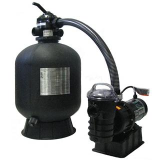 sta_rite premium grade above ground sand filter system