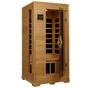 BUENA VISTA - 1 Person Infrared Sauna with Carbon Heaters