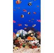 Aquarium Tile Beaded Pool Liner Standard Gauge
