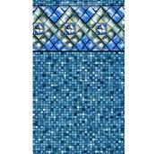 Bermuda Tile Unibead Pool Liner Heavy Gauge