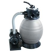 "SandMan Pool Filter 12"" with 1/2 HP Pump"