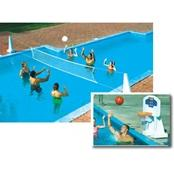 Pool Jam™ In Ground Pool VolleyBall/Basketball Game