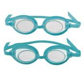 3D Action Kids Swim Goggles - 2 Pack