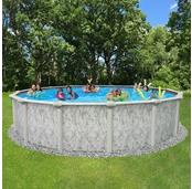 St. Kitts Above Ground Resin Pool