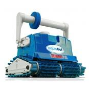 Aquabot™ Turbo T2 Automatic Pool Cleaner with Caddy