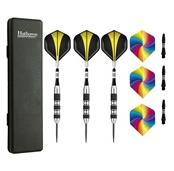 The Tempest Steel Tip Darts - Set of 3