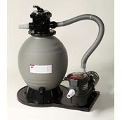 SandMan Deluxe Above Ground Pool Pump & Sand Filter System