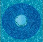 Smart Ring Pool Drain Cover