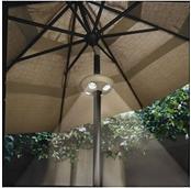 Patio Umbrella Light - 24 LEDs